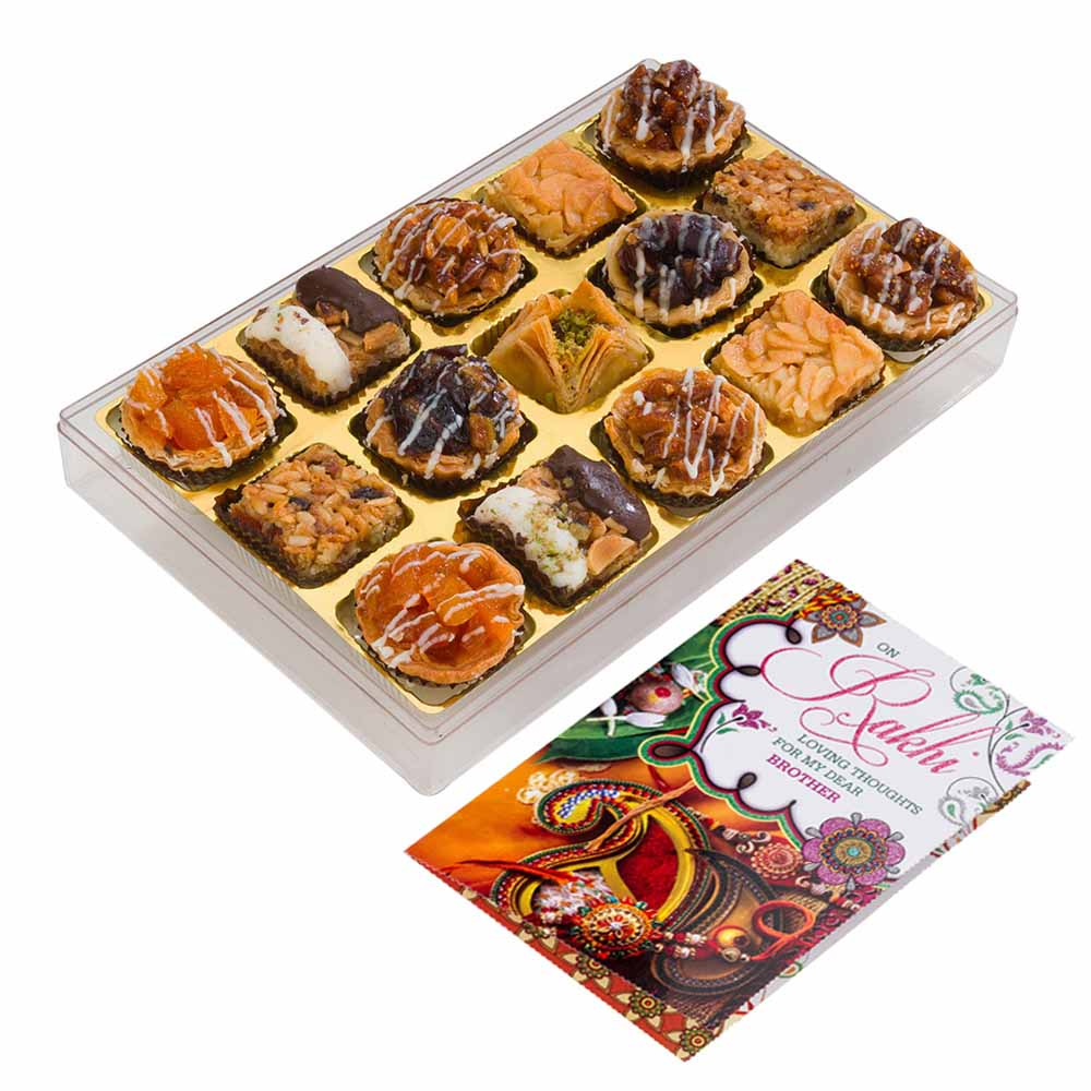 Bikanervala Delightful Baklava Assortment
