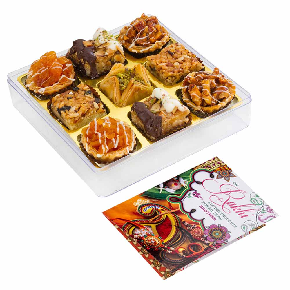 Bikanervala Sumptuous Baklava Assortment