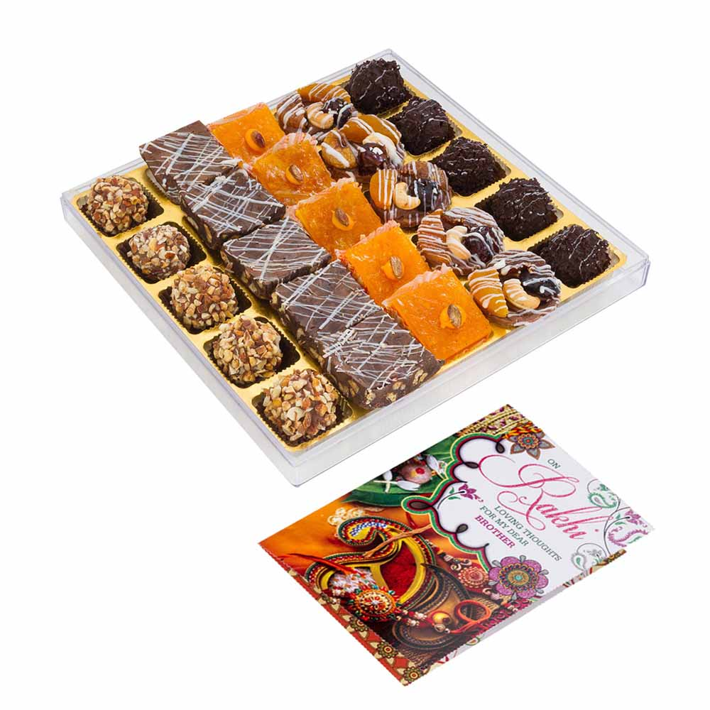Bikanervala Choco Nutty Exotica