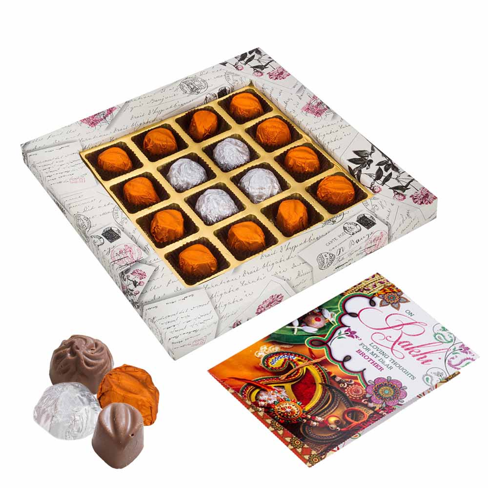 Bikanervala Chocolaty Rakhi Greetings