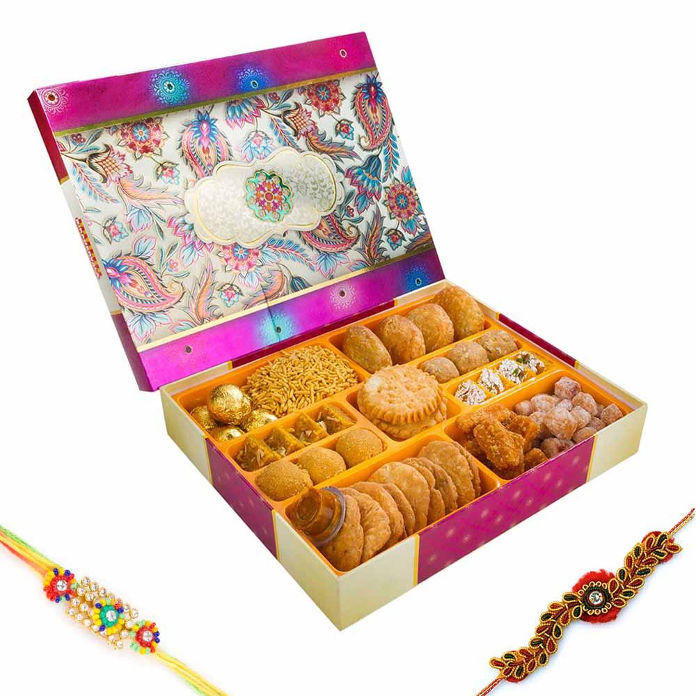 Bikanervala Shehnai Sweet n Savory Delight