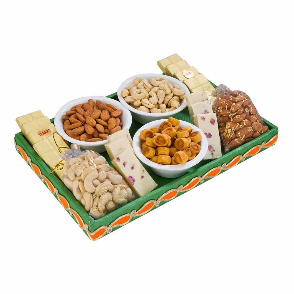 Rakhi Hampers-Hara Bhara Hamper