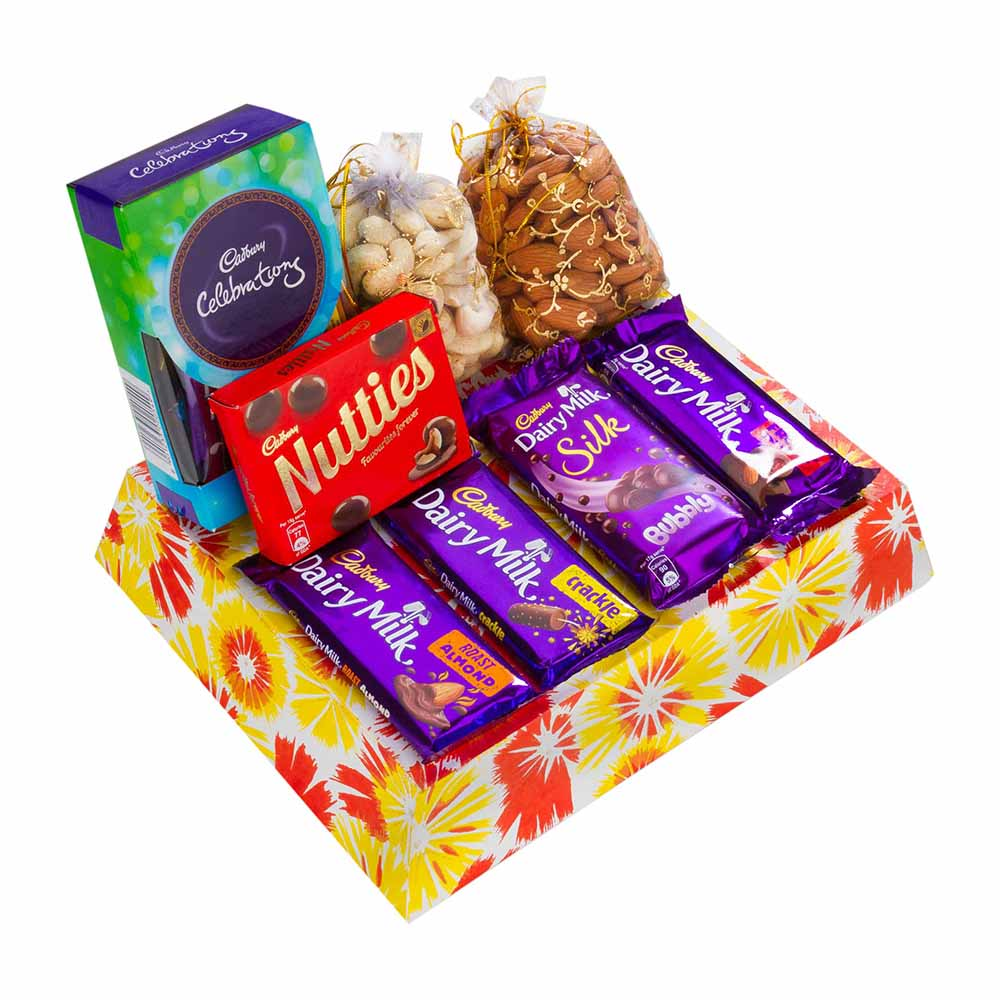 View Choco Nutty Hamper