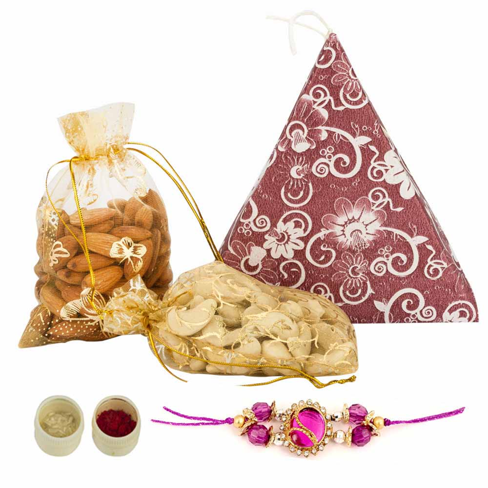 Healthy Rakhi greetings