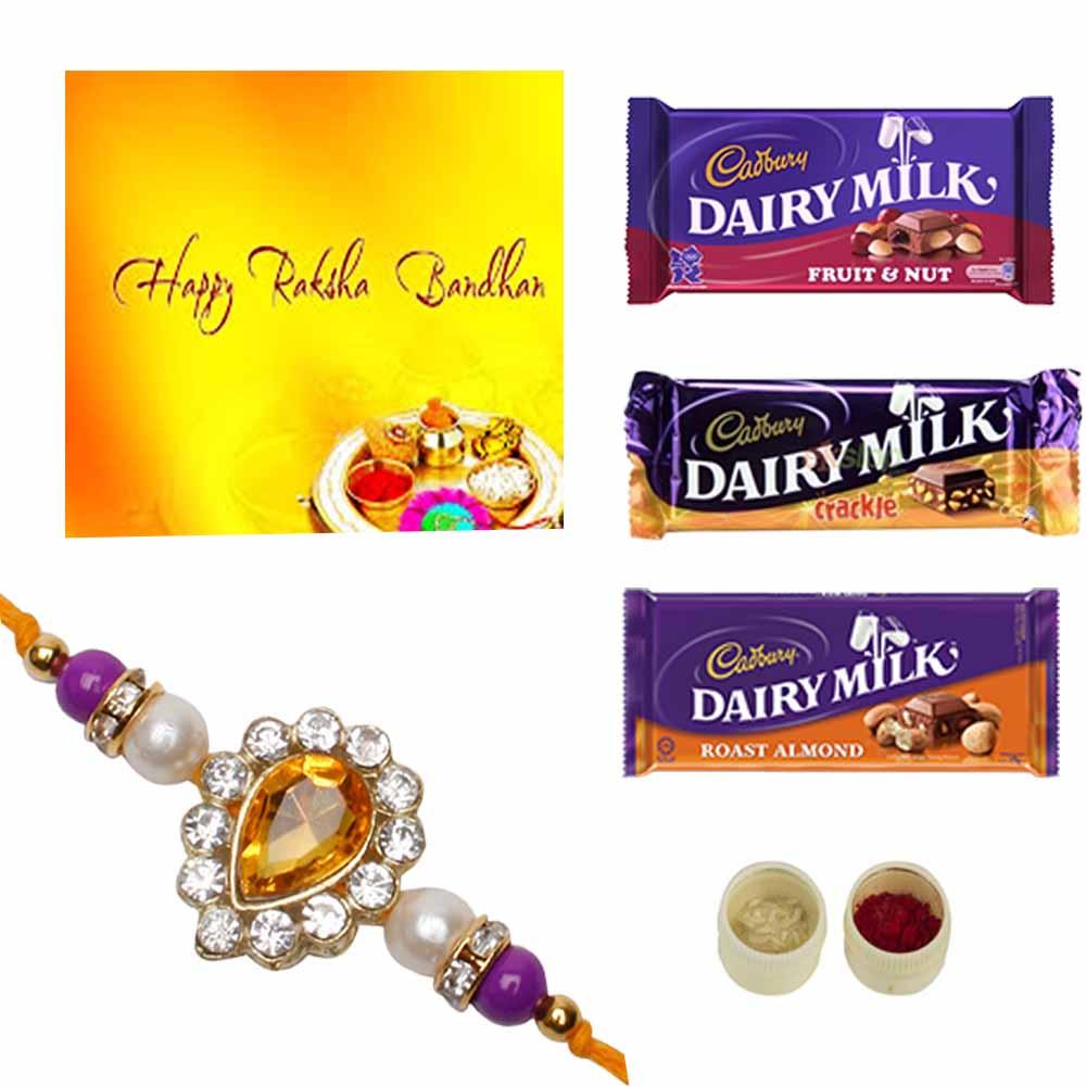 Dairy Milk Choco trio pack
