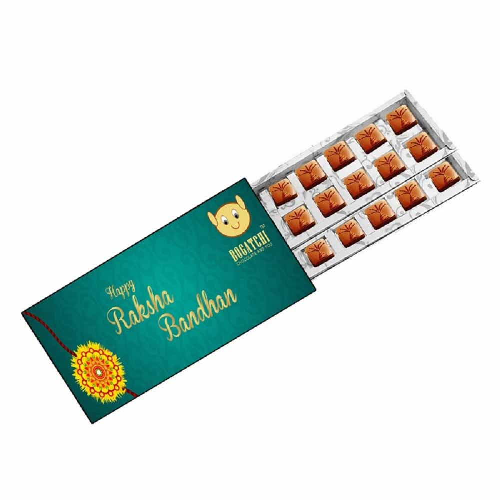 Bogatchi Rakhi Occasions Chocolate Box
