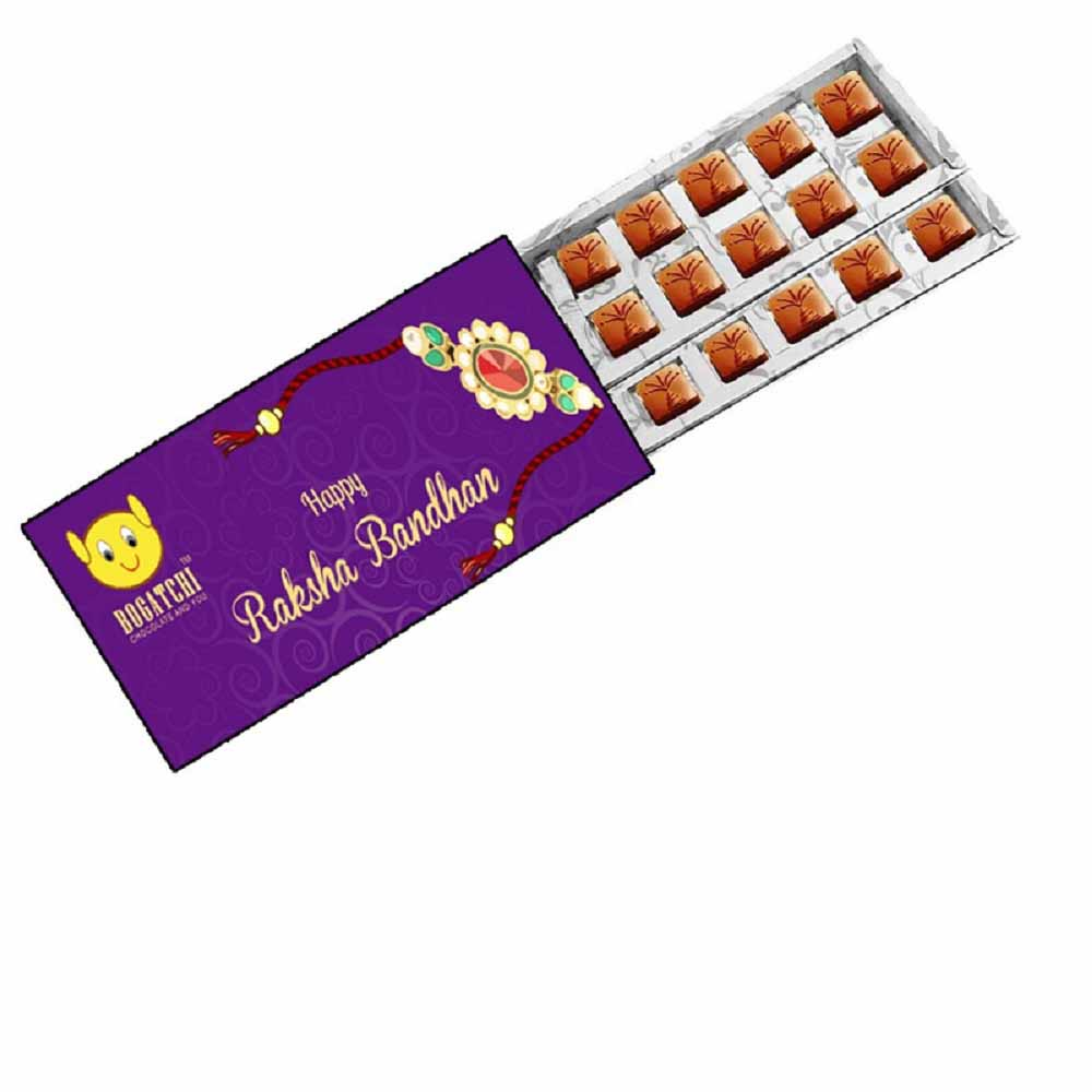 Rakhi Hampers-Bogatchi Rakhi Festivities Chocolate box