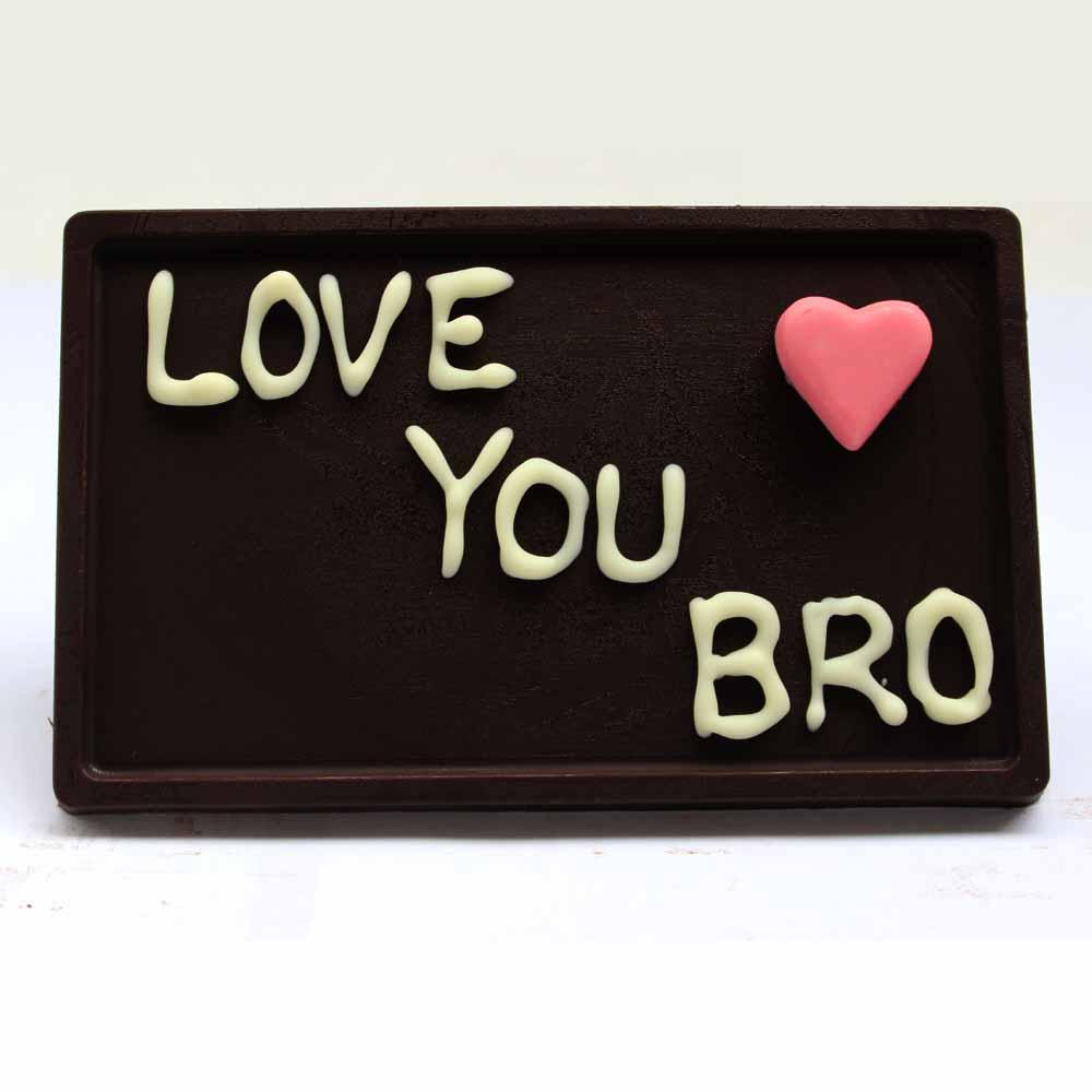 Rakhi Hampers-Bogatchi I Love Bro