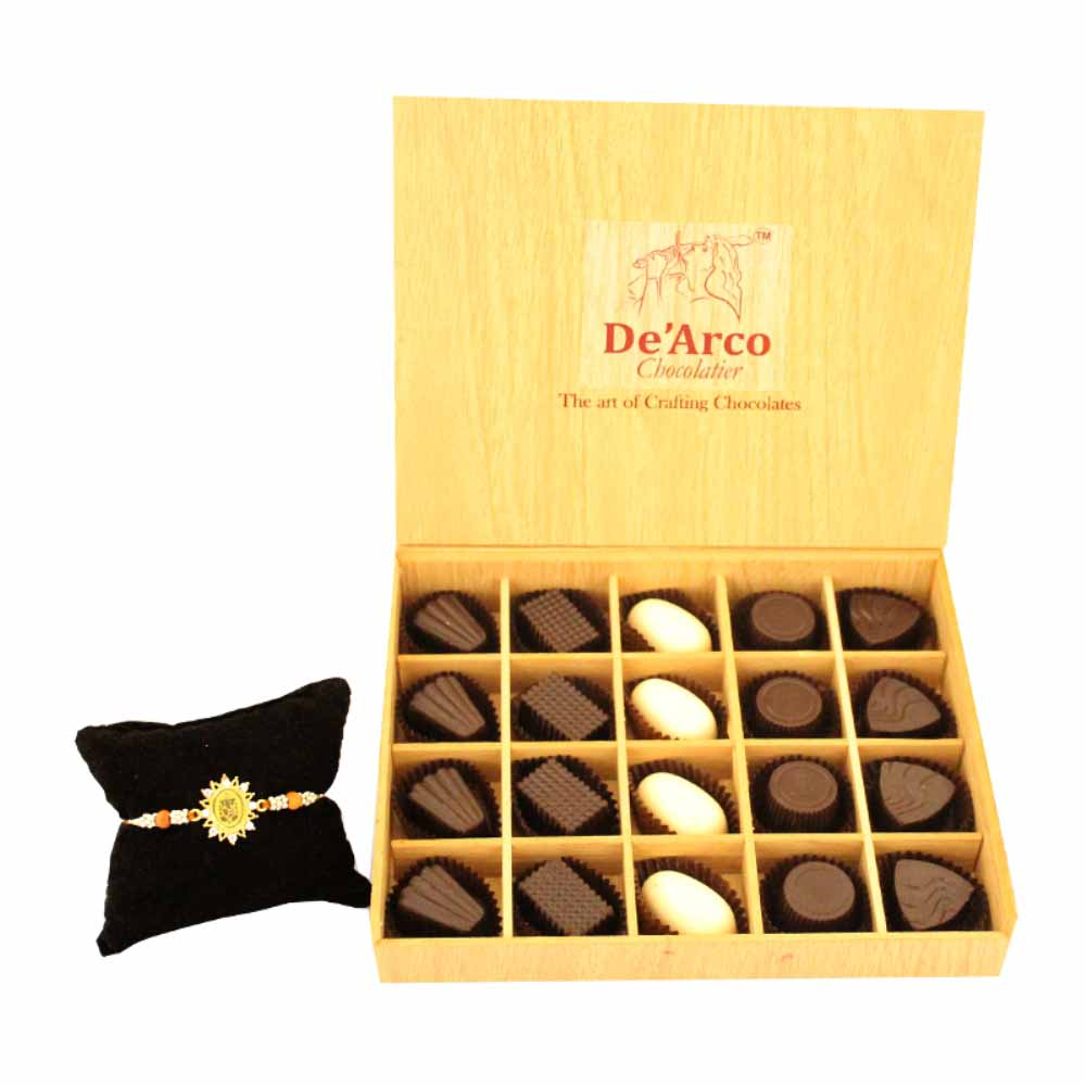 Dearco Chocolatier TrurePlaisir FreeRakhiR