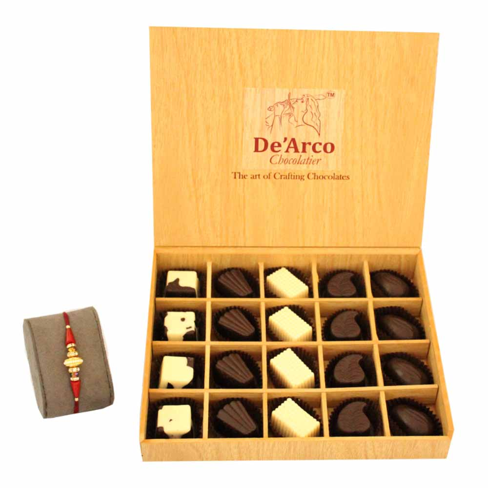 Dearco Chocolatier Cinqdansune FreeRakhiI