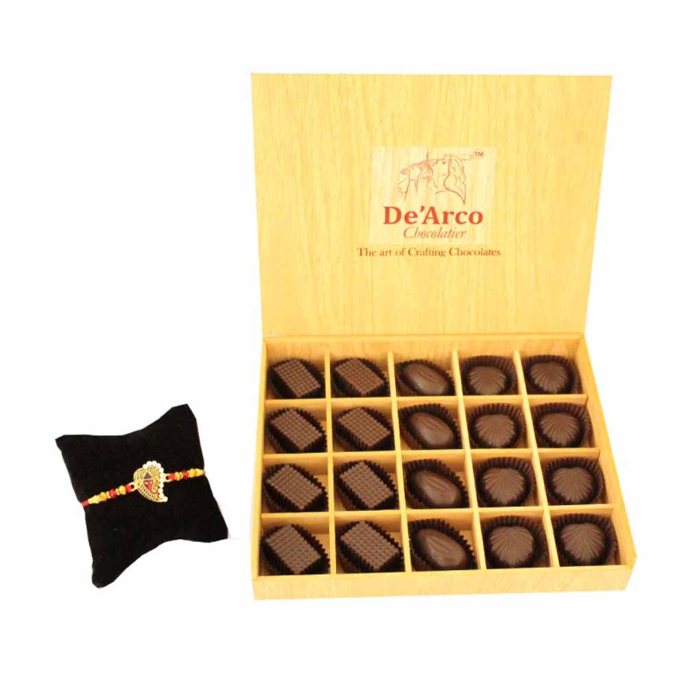 Dearco Chocolatier Baiesetnoix FreeRakhiU