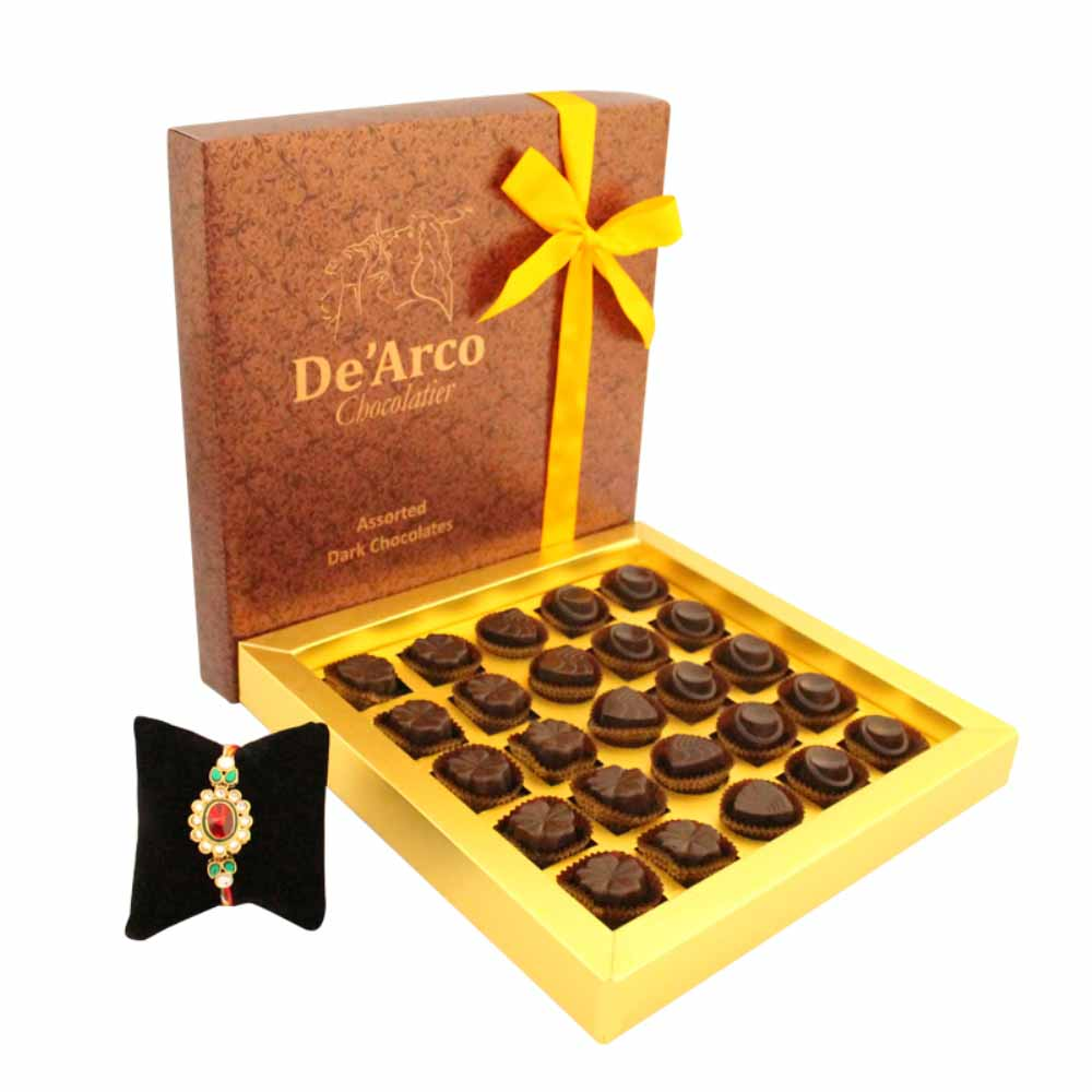 De'arco Chocolatier tripleplaisir FreeRakhiV