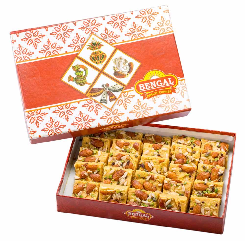 Bengal Sweet's Badam Patisa