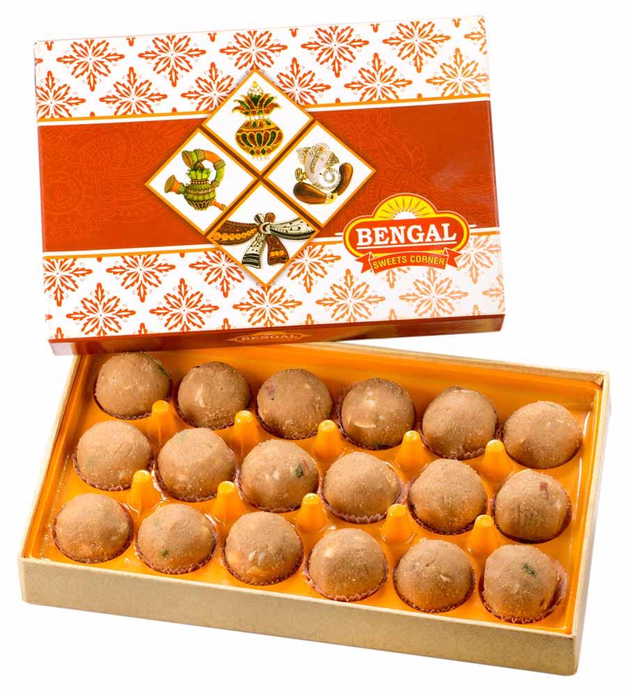 Bengal Sweet's Simply Atta PanjiriLadoo