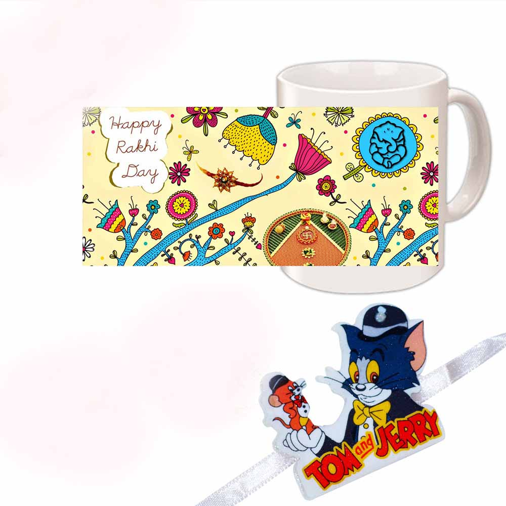 Tom & Jerry Best Rakhi for Kids