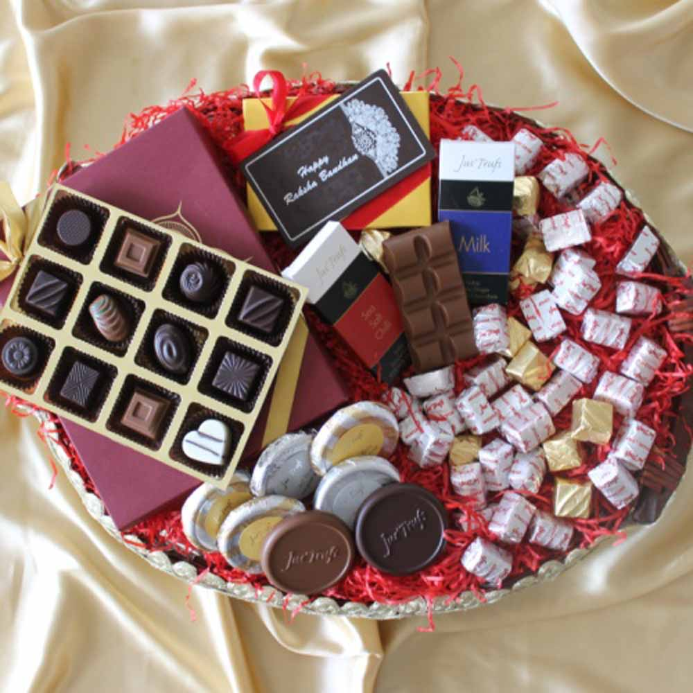 Chocolates & Cookies-Royal Gift Hamper