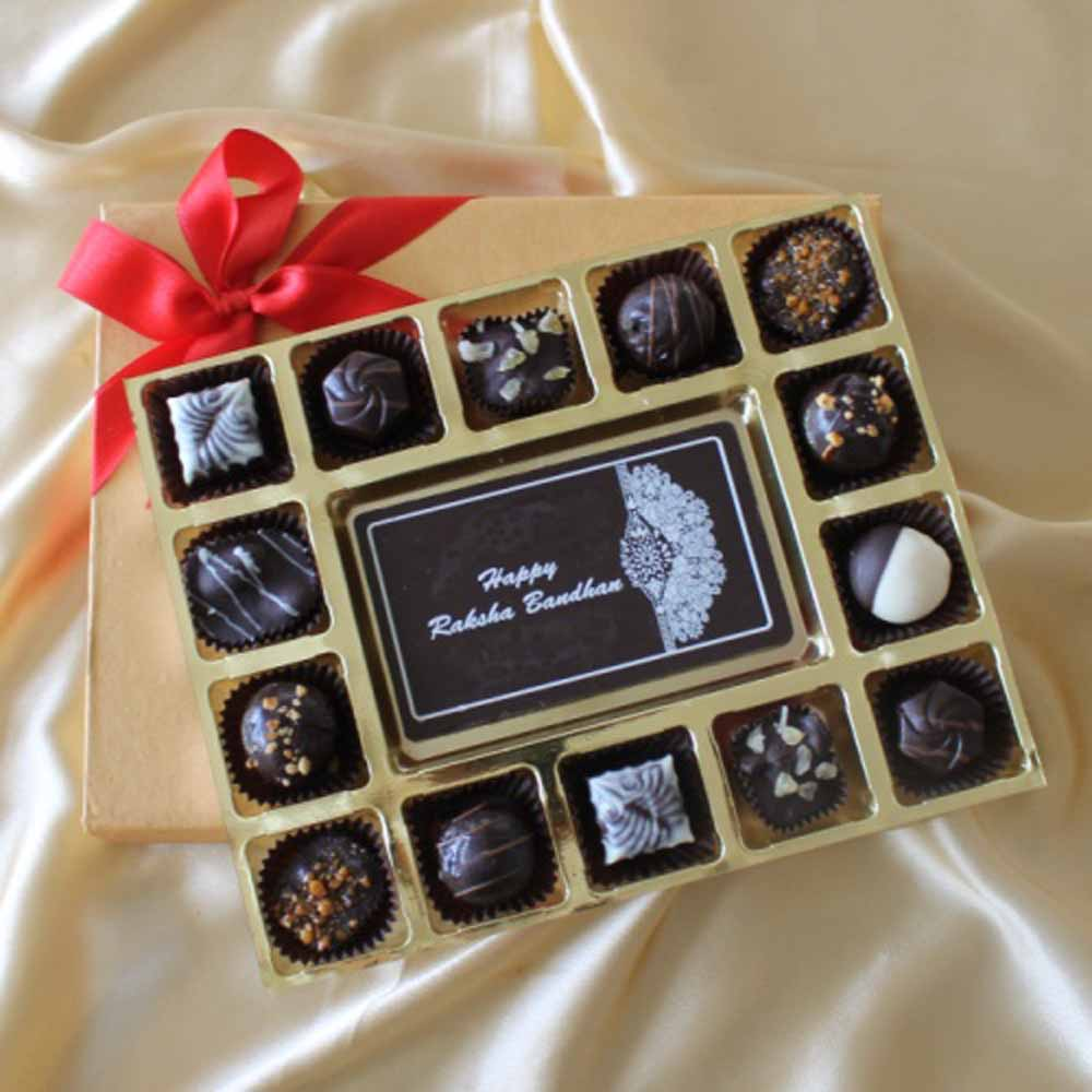 Happy Raksha Bandhan with Luxury Truffles