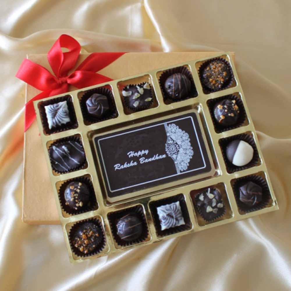Happy Raksha Bandhan with Luxury Truffles