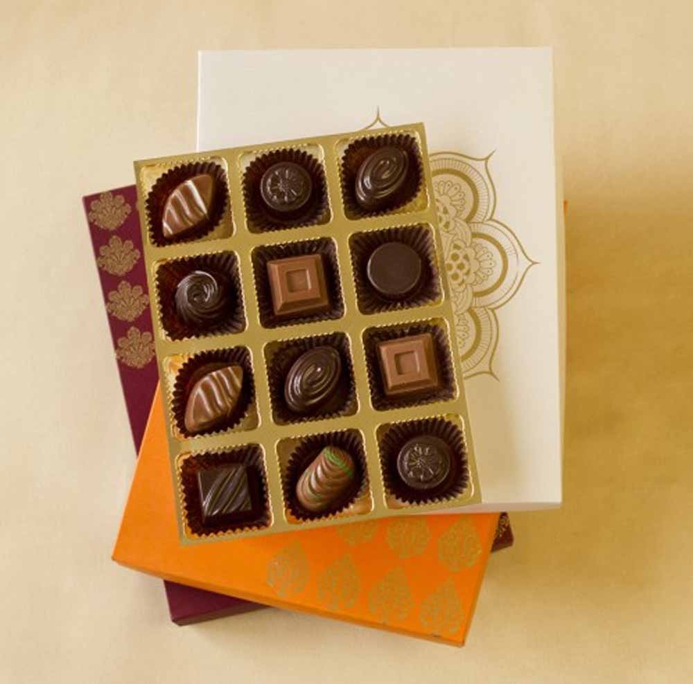 Chocolates & Cookies-Classic Chocolate Truffles Joy