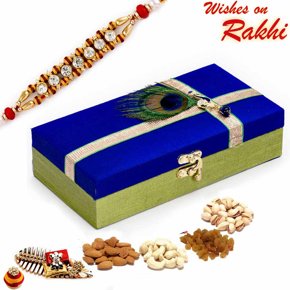 Lock Dryfruit Box with