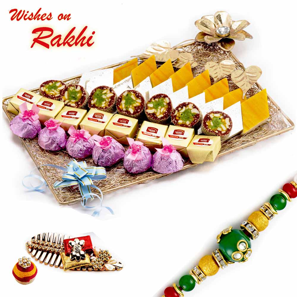 Premium Barfi & Assorted Sweets Pack