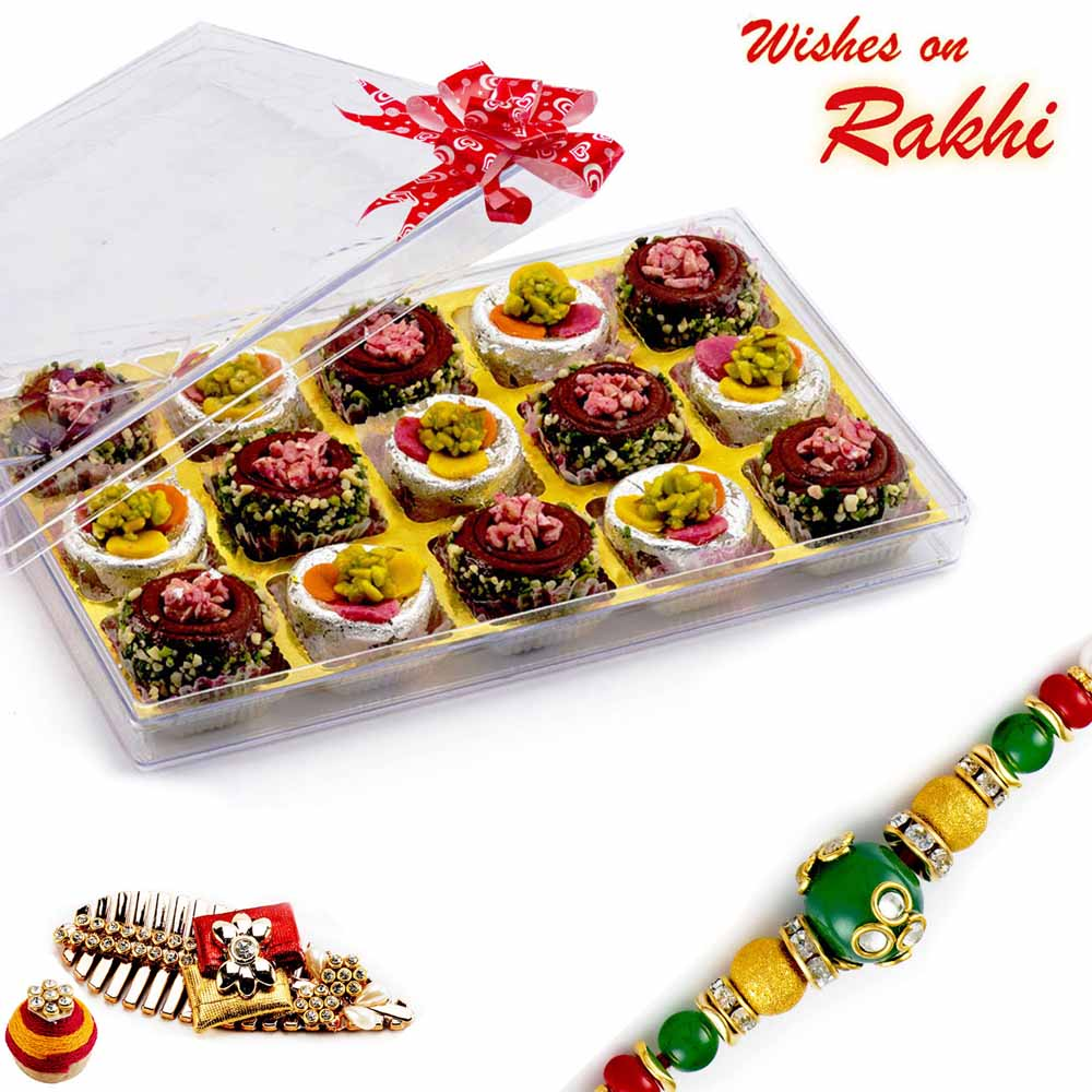 Premium Chocolate Barfi & Kaju Sweets