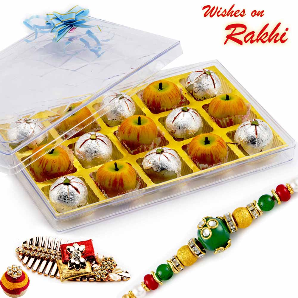 Premium Kaju Apple & Kaju Laddoo Sweets