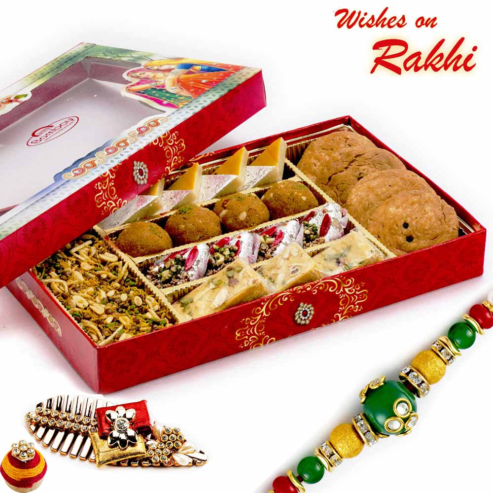Premium Assorted Namkeen & Sweets