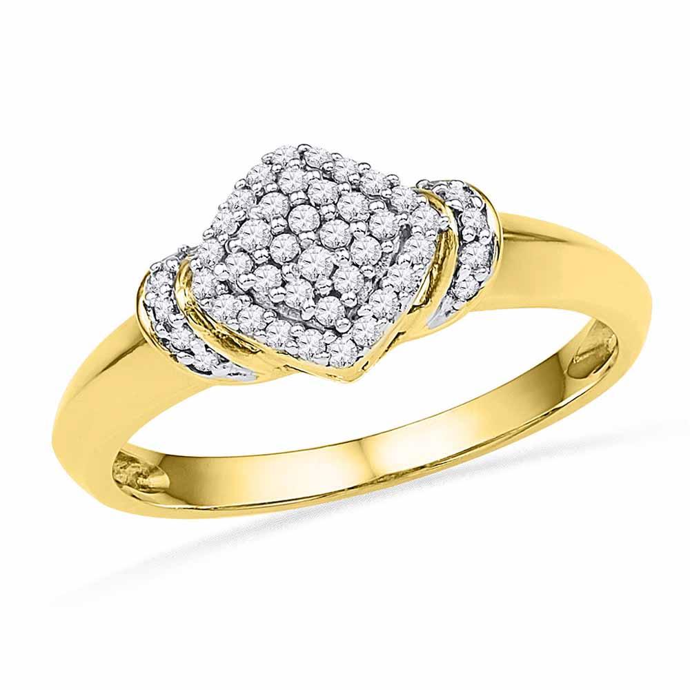BABY DIAMOND RING