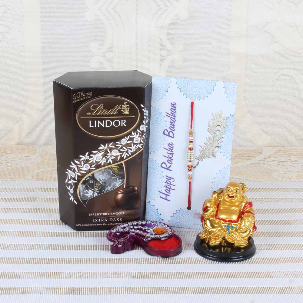 Collection of Rakhi Gift Combo for Brother