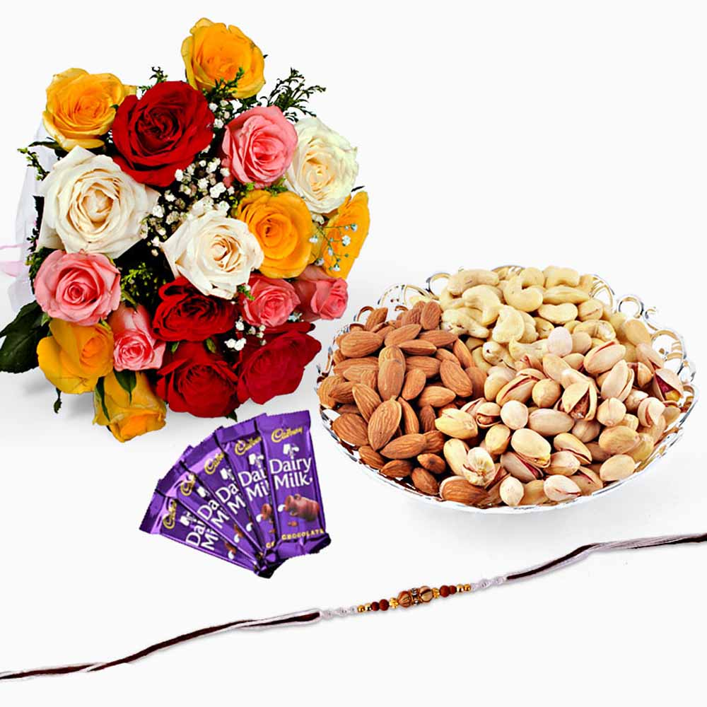 Adorable Rakhi Hamper
