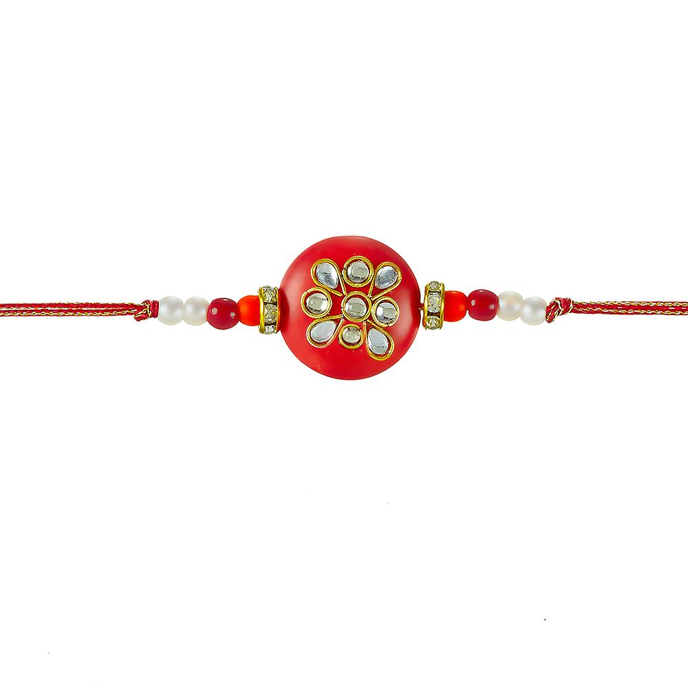 Royal Rakhi Collection-Kunadan Rakhi