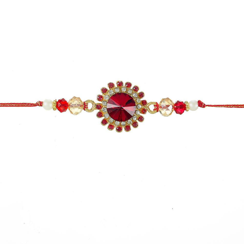 Diamond Rakhi Single