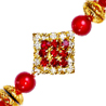 Diamond Rakhi - Set of 2