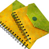Eco-friendly Designer Wiro Notebook - Set of 2