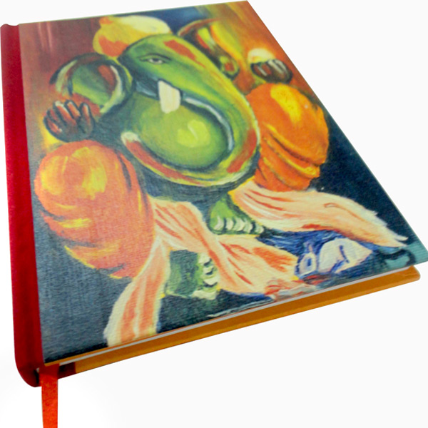 Eco-friendly Ganesha Journal