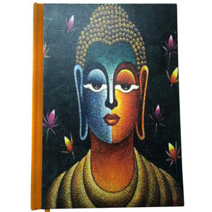 Eco-friendly Buddha Journal