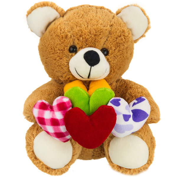 Teddy n Hearts