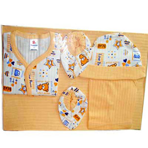 Baby Clothing Hamper