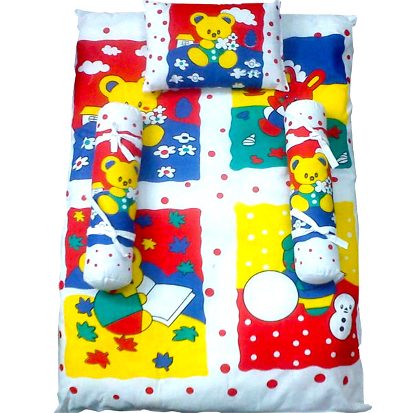 Cartoon Printed Bedding Set