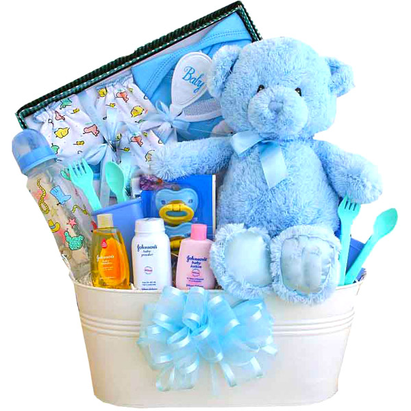 Gift Basket Combo for Babies