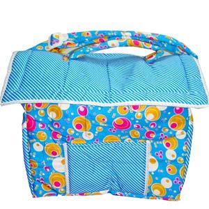 Baby Diaper Bag - Blue
