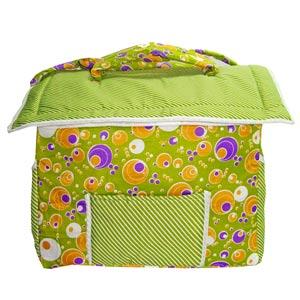 Baby Diaper Bag - Green
