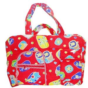 Baby Diaper Bag - Red