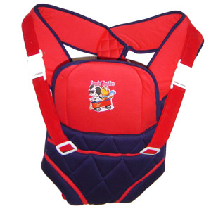 Multicolored Baby Carrier