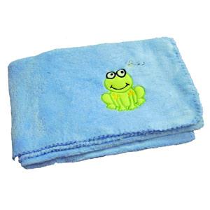 Blue Blanket for Babies
