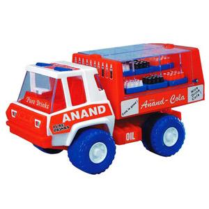 Toy Truck-Anand Cola Van