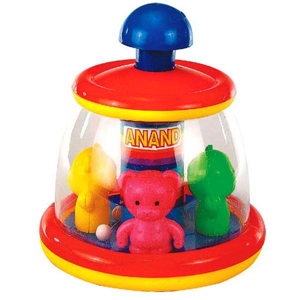 Anand Teddy Go Round