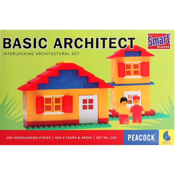 Peacock Smart Blocks - Basic Architect