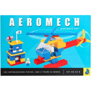 Educational-Peacock Aeromech